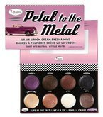 theBalm Petal to the Metal Paleta kremowych cieni do powiek Shift Into Neutral 10,5g