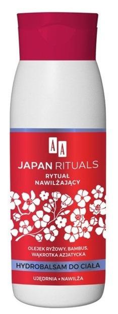 AA Japan Rituals Hydrobalsam do ciała Rytuał nawilżający 400ml