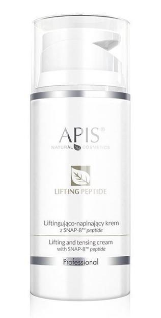 APIS Lifting peptide Liftingująco-napinający krem z SNAP-8™ peptide 100ml
