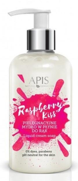 APIS Mydło do rąk w płynie RASPBERRY KISS 300ml