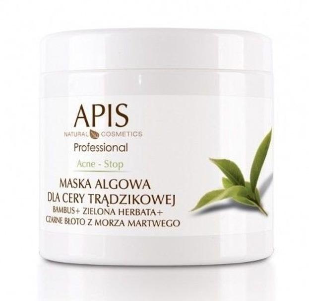 APIS Professional - Maska algowa dla cery trądzikowej 250g