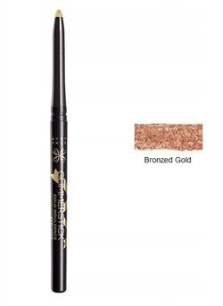 AVON Glimmerstick eyeliner Metaliczna kredka do oczu Bronzed Gold