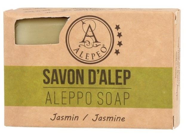 Alepeo Aleppo Soap Jaśmin Naturalne mydło Aleppo 100g