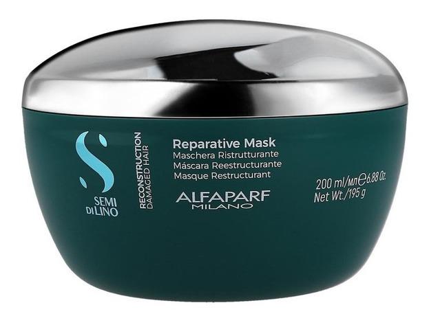 Alfaparf Milano Reconstruction Regenerująca maska do włosów zniszczonych 200ml