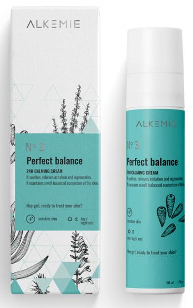 Alkmie Perfect balance 24-godzinny krem równoważący 50ml