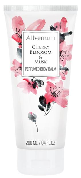 Allvernum Balsam perfumowany Cherry bloosom&Musk 200ml