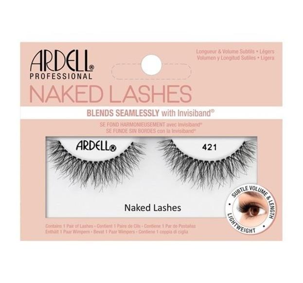 Ardell Naked Lashes 425 Sztuczne rzęsy dla kobiet 1 szt