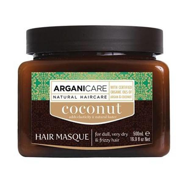 ArganiCare Hair Masque COCONUT Maska do włosów z olejem kokosowym 500ml