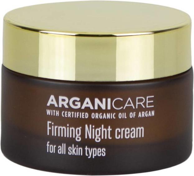 ArganiCare Restoring Treatment Firming Night Cream Ujędrniający krem do twarzy na noc 50ml
