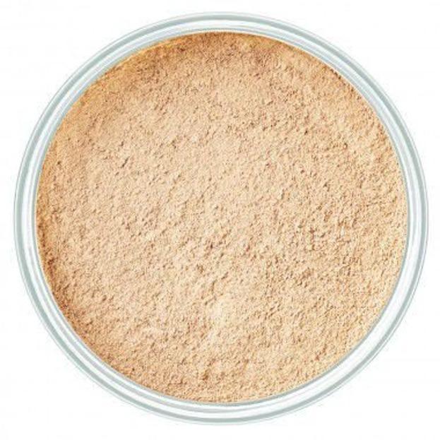 ArtDeco Pure Minerals Powder Foundation-Mineralny puder, kolor: 4