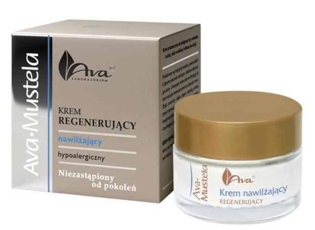 Ava Ava-Mustela Krem regenerujący nawilżający 50 ml