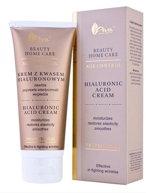 Ava Beauty Home Care Age Control Krem z kwasem hialuronowym 100ml