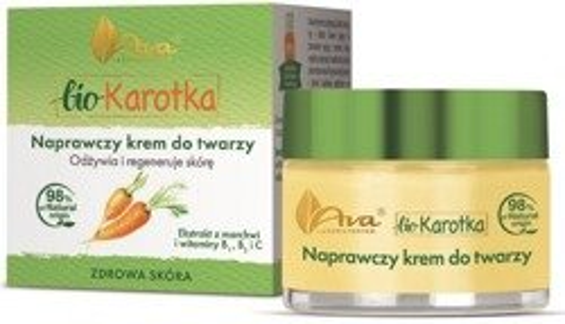 Ava Bio Karotka naprawczy krem do twarzy 50ml
