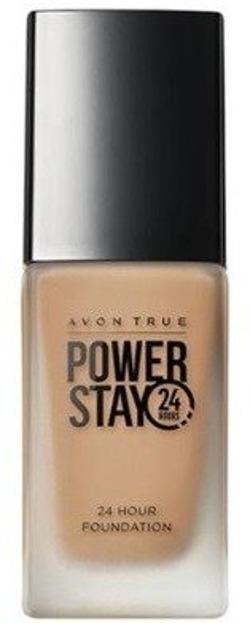 Avon Power Stay Długotrwały podkład do twarzy 24h Nude 30ml