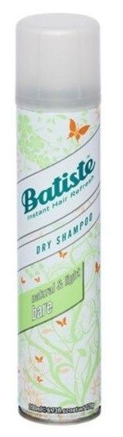 Batiste Dry Shampoo Bare Natural&Light - Suchy szampon 200ml