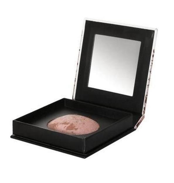 Beauty UK Baked Blush - Wypiekany róż do policzków 3 Halo, 4,4 g