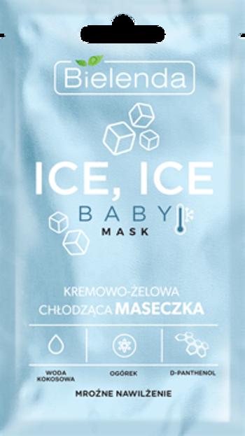 Bielenda Ice Ice Baby Chłodząca maska do twarzy 8g