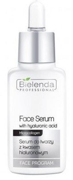 Bielenda Professional - Serum do twarzy z kwasem hialuronowym 30ml