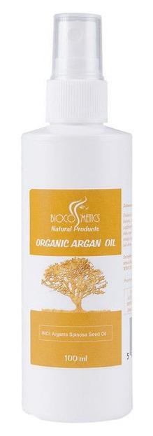 BioCosmetics Organic Argan Oil - Organiczny olej arganowy, 100 ml