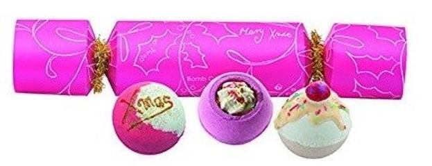 Bomb Cosmetics Berry Christmas - Zestaw upominkowy w kształcie cukierka