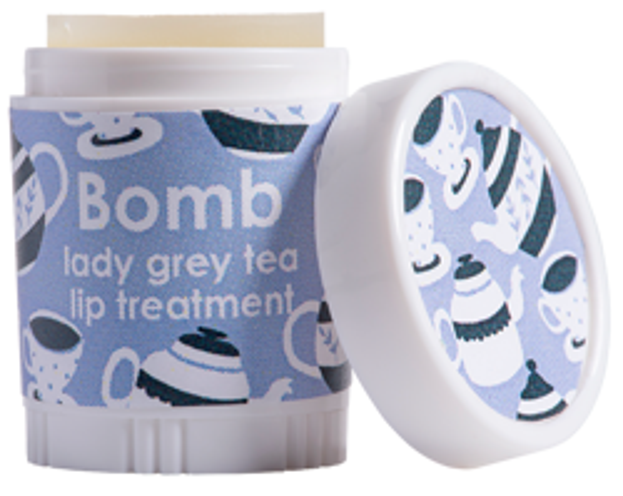 Bomb Cosmetics Kuracja do ust Lady Gray  9ml