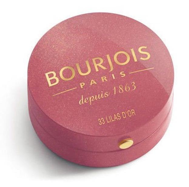 Bourjois Blush- Róż do policzków, Kolor: 33 Lilas D'or