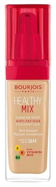 Bourjois Healthy Mix Vitamin Foundation - Witaminowy podkład rozświetlający 54 Beige NOWA WERSJA