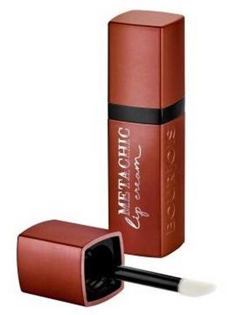 Bourjois Rouge Velvet Metachic lip cream Metaliczna pomadka do ust 02 6,5ml