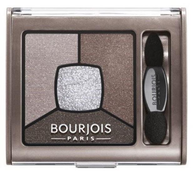 Bourjois Smoky Stories Eyeshadow - Poczwórne cienie do powiek 05 Good Nude