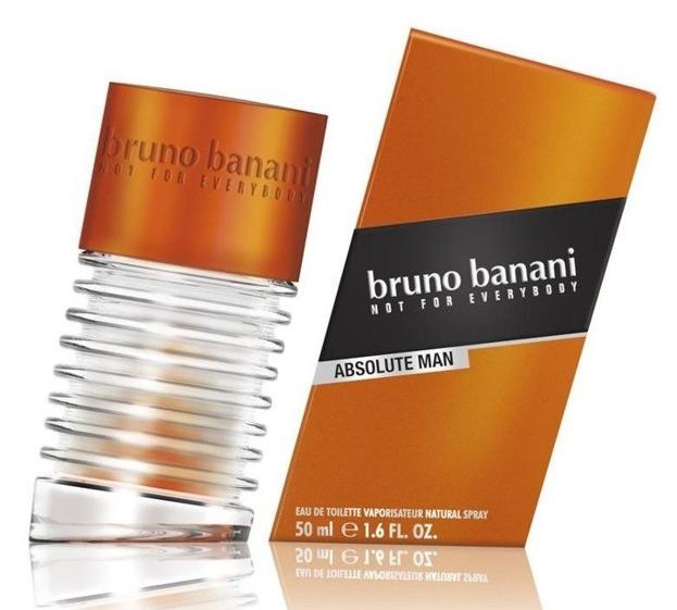 Bruno Banani Absolute Man Woda toaletowa 50ml