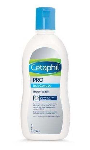 CETAPHIL PRO Itch Control Emulsja do mycia dla niemowląt i dzieci 295ml
