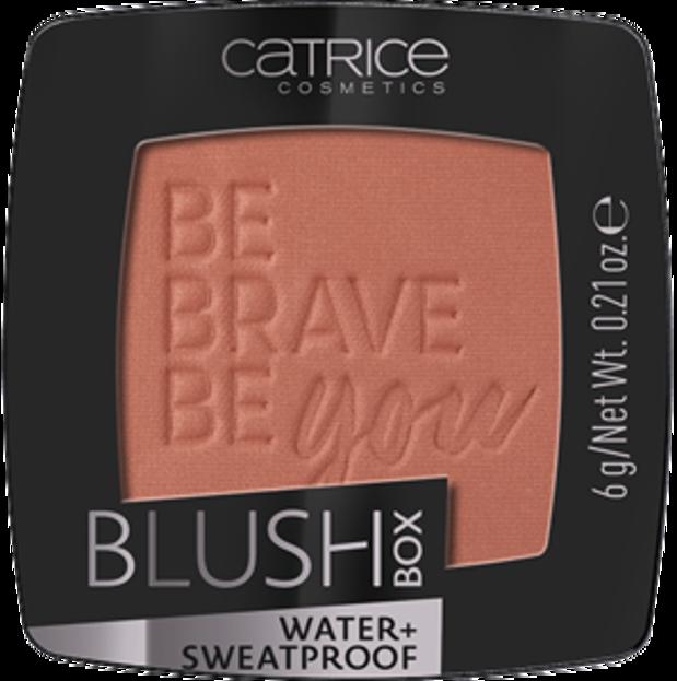 Catrice BLUSH BOX Róż do policzków 060 Bronze