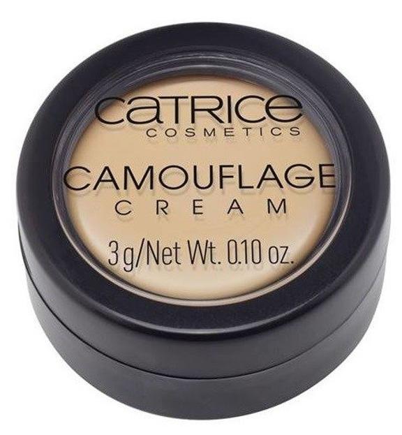Catrice Camouflage Cream Korektor w kremie 015 Fair 3g
