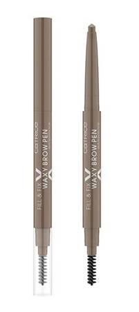 Catrice Fill&Fix WAXY Brow Pen Kredka do brwi 010 blonde brown
