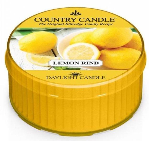 Country Candle Daylight Świeczka Lemon Rind