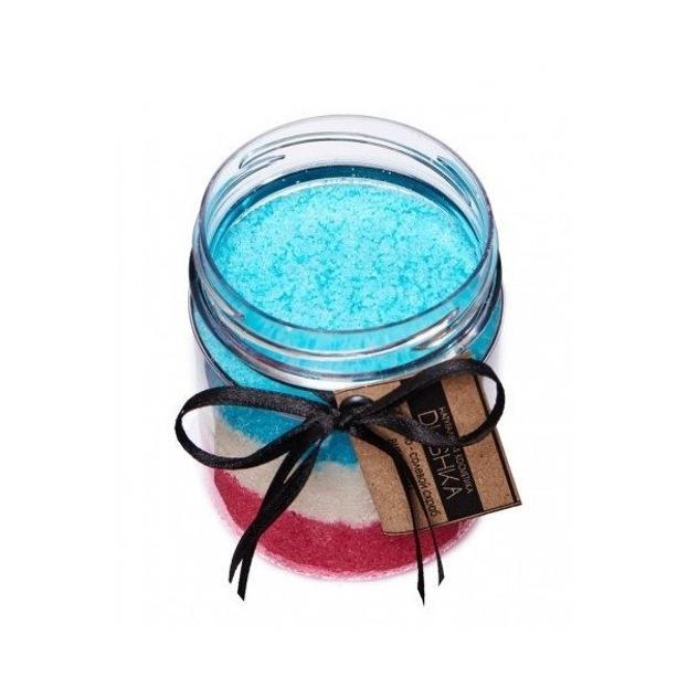 DUSHKA Peeling cukrowo-solny do ciała Bubble Gum 200ml
