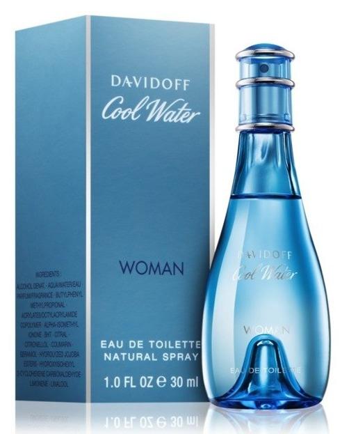 Davidoff Cool Water Woda toaletowa dla kobiet 30ml