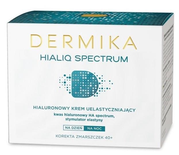 Dermika Hialiq Spectrum Krem uelastyczniający 40+ na dzień i na noc 50ml