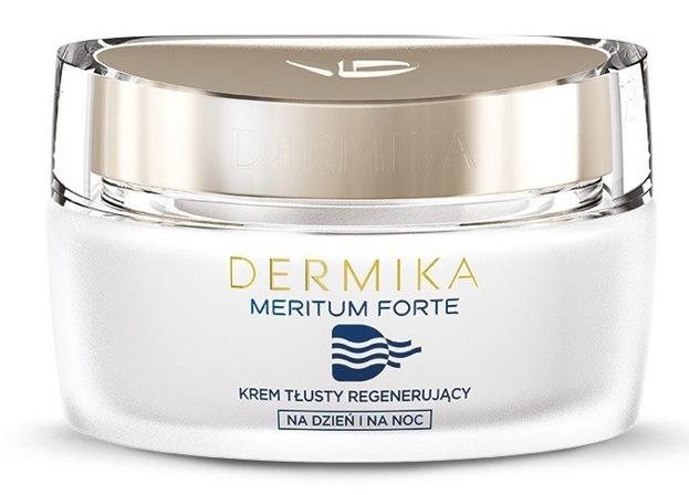 Dermika Meritum Forte Krem tłusty na dzień i na noc 50ml