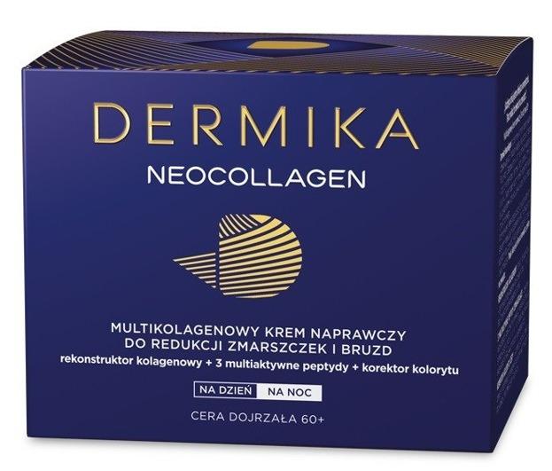 Dermika Neocollagen Multikolagenowy krem naprawczy 60+ 50ml