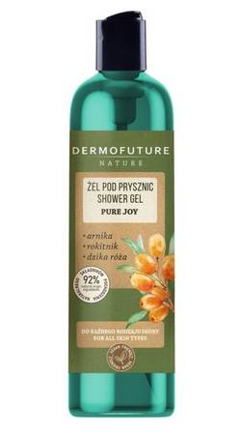 DermoFuture Nature Żel pod prysznic Pure Joy 200ml