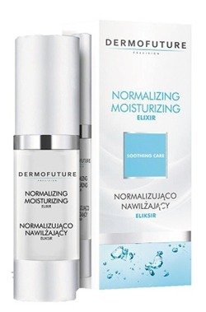 DermoFuture Normalizująco-nawilżający eliksir do twarzy 30ml