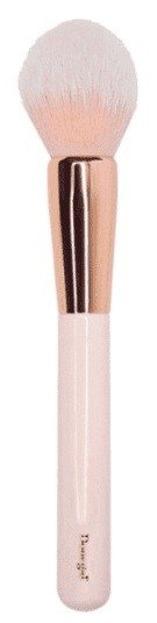 Donegal Pink INK Pędzel do pudru 4217