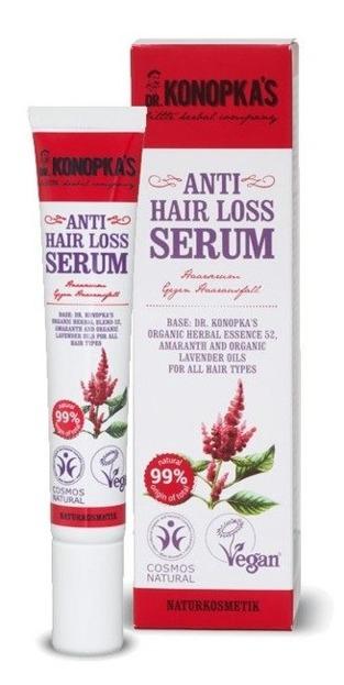 Dr. Konopka's Serum przeciw wypadaniu włosów 20ml