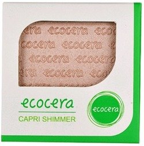 Ecocera Puder rozświetlający CAPRI 10g