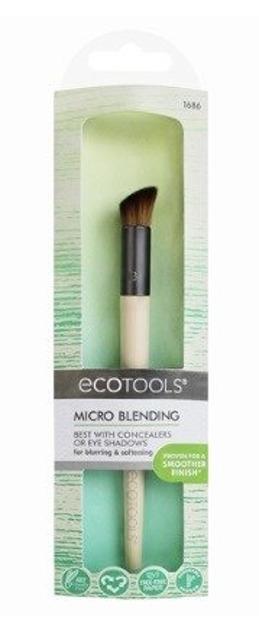 Ecotools Bamboo Micro Blending Bambusowy pędzel do blendowania