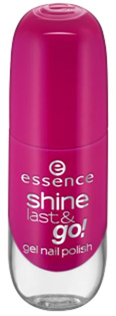 Essence Shine Last&Go! Żelowy lakier do paznokci 21 Anything Goes 8ml
