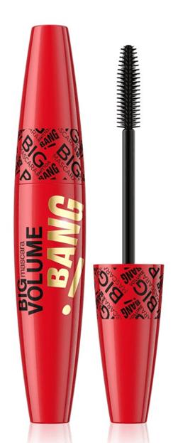 Eveline Cosmetics Big Volume BANG! Pogrubiający tusz do rzęs Black 10ml