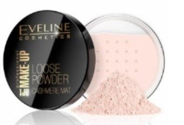Eveline Make-Up Loose Powder Sypki puder do twarzy 02 Beige 20g