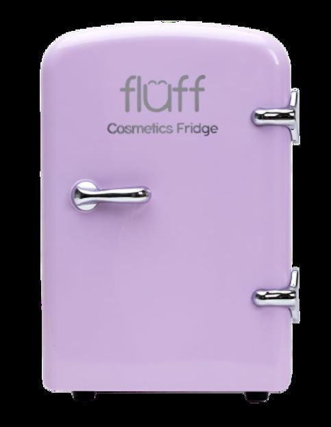 FLUFF Lodówka kosmetyczna Fioletowa